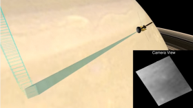 Cassini's First Fantastic Dive Past Saturn
