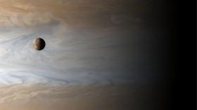 Jupiter moon Io