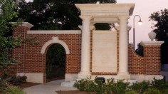 University of Mississippi entrance