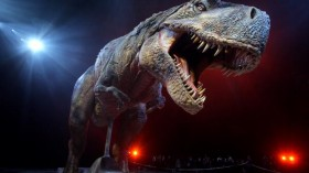 Walking With Dinosaurs Spectacular Launches At The O2 Arena
