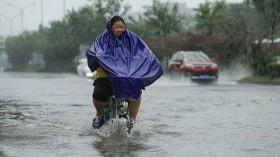 Torrential Rain Hits Beijing