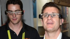 Augmented Reality Glasses as Consumer Products Presented by Apple