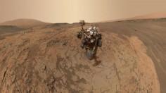 NASA Mars Curiosity Rover