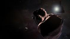 New Horizons Illustration