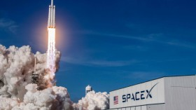 SpaceX Wins Contract to Launch Classified Military Mission with Falcon Heavy