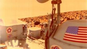 Viking 2 On Mars
