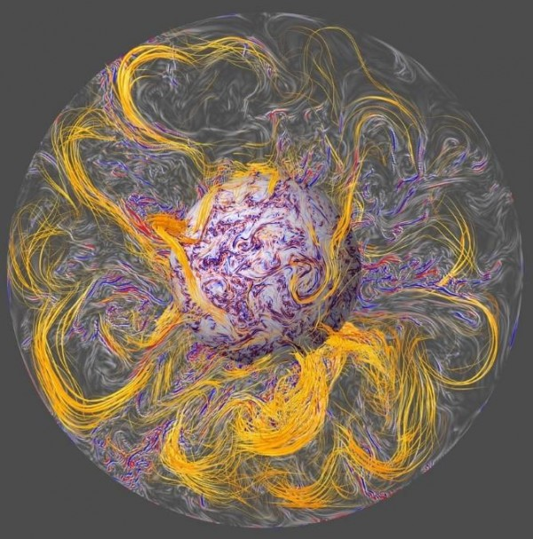 Geomagnetic Jerks Finally Reproduced and Explained (IMAGE)