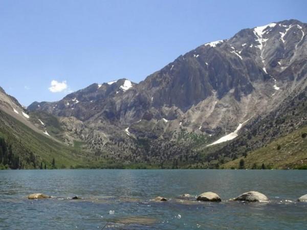 Convict Lake (IMAGE)