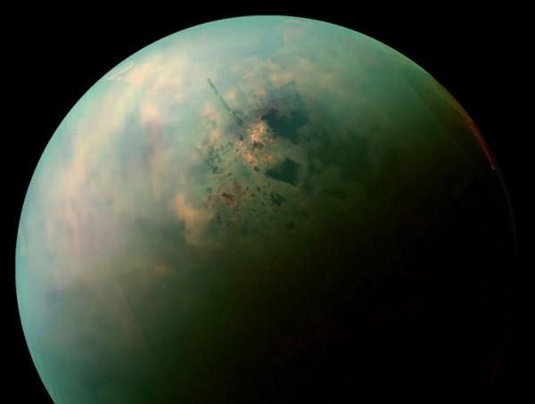 Titan Lakes (IMAGE)