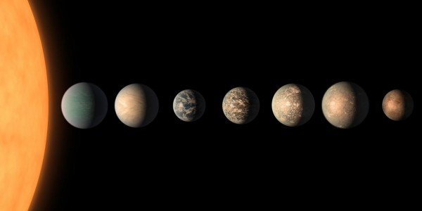 Exoplanets (Artist's Concept) (IMAGE)