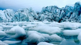 Greenland's ice is melting faster than before