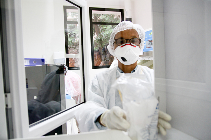 Two People Being Treated for Plague in China