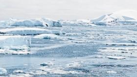 Antartica Ice Caps