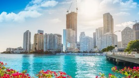 Vacation locations in the wonderful Miami