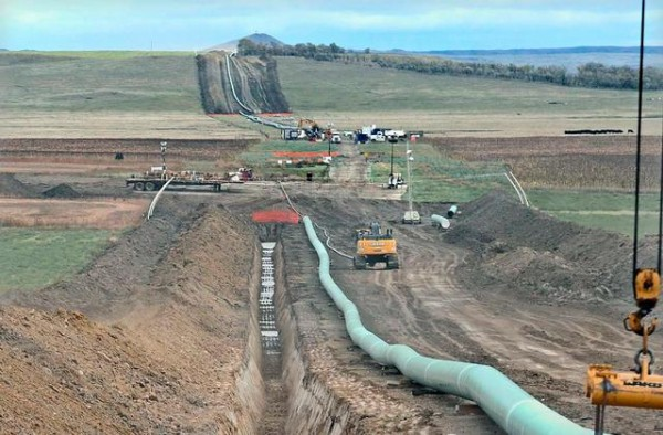 The Dakota Access Pipeline: Moving Forward with Safe, Clean Energy Transport