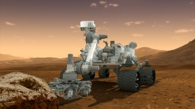 Organic Molecules Found on Mars by Curiosity Rover