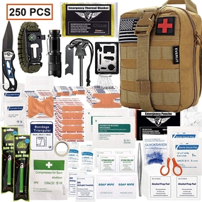 A Must: Keeping a First Aid Emergency Kit