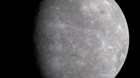 Scientists Theorize on Why Mercury is Like an Orange and Not a Peach
