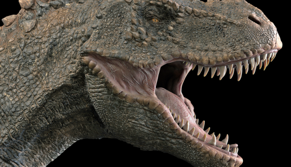 Scientists Found That the T. Rex was a Very Efficient at Low-Speed Walking