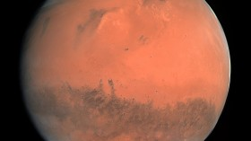 Mars Mud Volcano Theory Points to Source of Life from Water Reservoir from Ancient Times