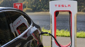 Tesla teams up with SailGP in the pledge to be carbon neutral by 2025