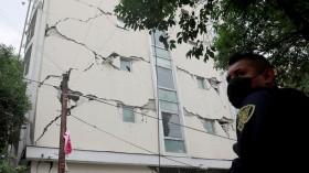 7.5. Magnitude Earthquake Hits Mexico, Leaves 5 Dead