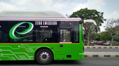 Nature World News - Electric buses