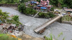 Nepal Flooding: 40 Lives Claimed, Thousands Displaced, Many Still Missing