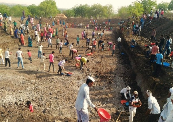 How Access to Potable Water for a Village Amid a Drought