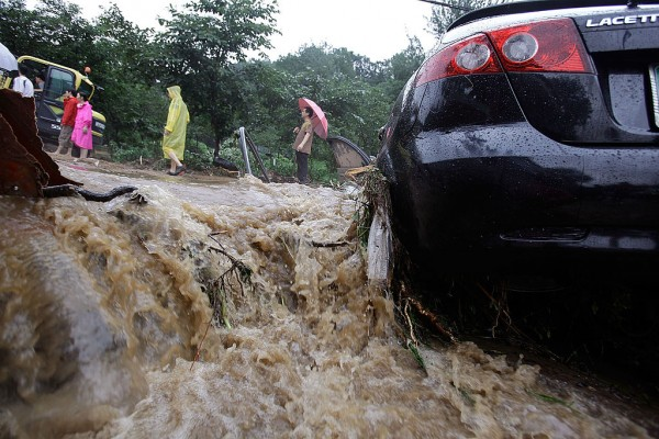 South Korea Flooding: Three Killed, 195 Displaced,  More Rains and Floods in the Coming Days