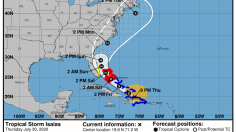 Nature World News - Tropical Storm Isaias Might Turn Into a Hurricane