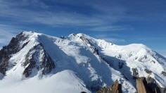 Threat of Mont Blanc Glacier Collapse Cause Red Zone Imposition and Evacuation on Valley