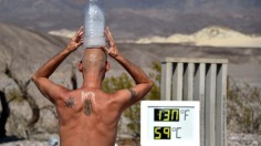 Death Valley California Temperature of 130° Fahrenheit Possibly the New Worldwide Heat Record