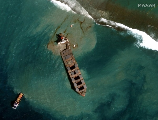 Nature World News - Mauritius Oil Spill A Month After the Spill: How Bad is the Damage?