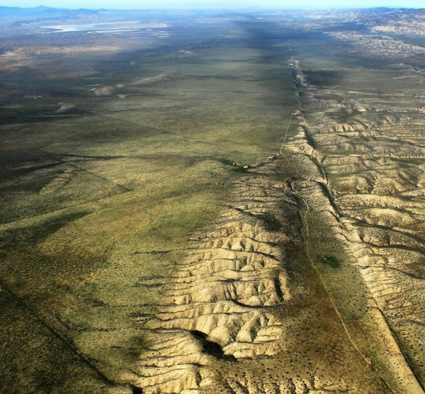 Deep Underground Forces Explain Quakes and Tremors Experienced Along the San Andreas Fault