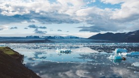 Climate Change Causes Ice Larger than Paris to Break Off from Greenland Glacier and Shatter