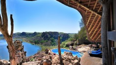 Hotels for Viewing Wildlife Marine Animals, Monkeys, Zebras, and Hippos