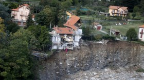 France-Italy Flood Aftermath: Death toll reaches 12, Missing Persons and Wildlife, and Corpse Washed from Cemetery