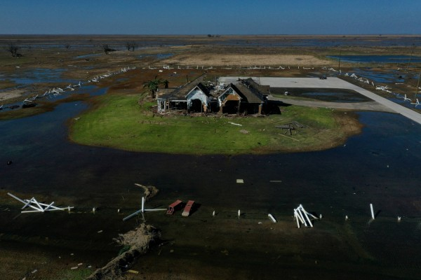 Delta: Floods and Destruction in Louisiana and Mississippi