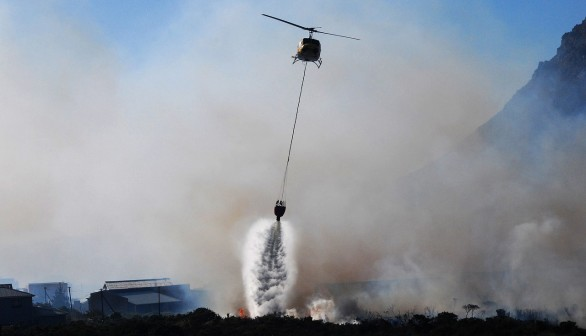 Wildfires Causes Negative Effects from Worsening Smoke Pollution