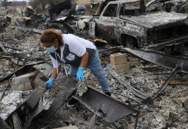 Wildfires are a Real but Undisclosed Risk for Millions of Areas and Homes