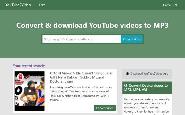 Converting Youtube To Mp4 Format For Android Devices Nature World News