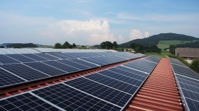 There is a Current Shortage of Glass for Solar Panels Needed to Mitigate Climate Change