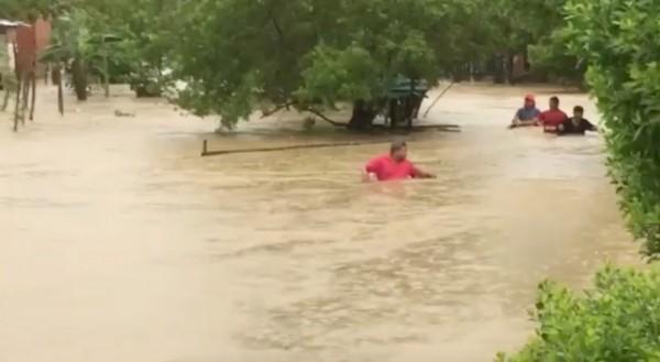 Hurricane Iota Hits Nicaragua as Category 4 Storm