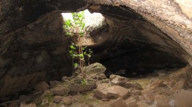 Lava Tube in New Mexico Show Evidence of Ancestral Puebloans Surviving Climate Change by Melting Ice