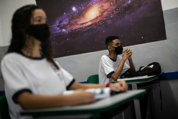 High School Students in Brazil are Interested in the Environment, Biodiversity, and Conservation