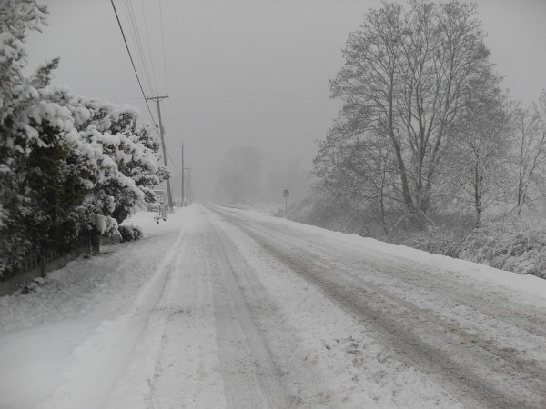 Worst Lake-Effect Winter Snowstorm Causes One Foot Snow in Cleveland and Devastates Others