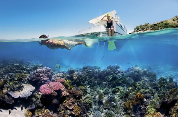 Great Barrier Reef : IUCN Status Now
