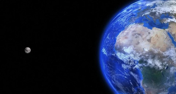 A Man-Made Barrier Surrounding the Earth is Found by NASA Space Probes