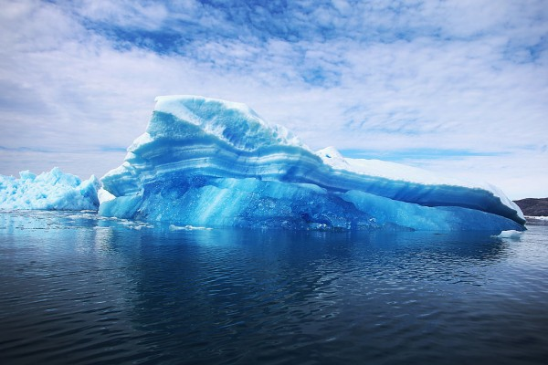 Greenland's Sverdrup Glacier Gets 2 Degrees Hotter Per Year, Cutting Ice Rapidly